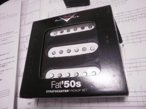 FENDER Custom Shop  Fat '50s