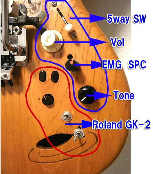 ネコホールギターサーキット