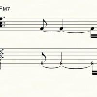 finale printmusic tab譜