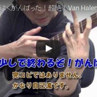 Van Halen - Spanish Fly Guitar Cover