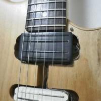 ギター 改造 モディファイ ピックアップ交換 ディマジオ