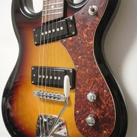 Eastwood guitar mosrite The Ventures