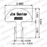 JIMDUNLOP フレット #6000