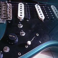 5ピックアップギター