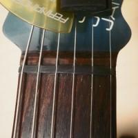 ギター ナット調整