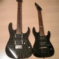 LTD / M-JR ミニギター