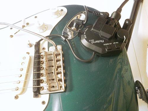 ギターシンセ,boss,roland,GP-10,GR55,GR33,VG99,音作り,インプレッション,サウンド,アコギ,デモ