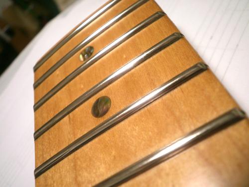 tone blue TB guitars ストラト MOD