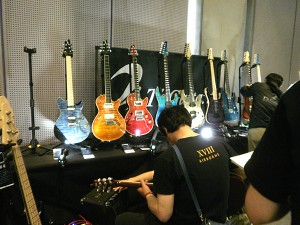 t's guitars サウンドメッセ 大阪 2019 SOUND MESSE