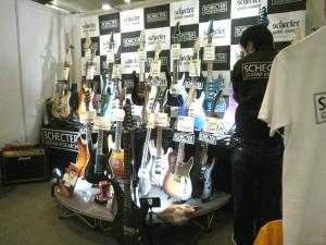 SCHECTER サウンドメッセ 大阪 2019 SOUND MESSE